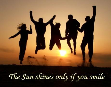Sinfoart The Sun shines