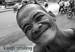 Keep smiling Sinfoart